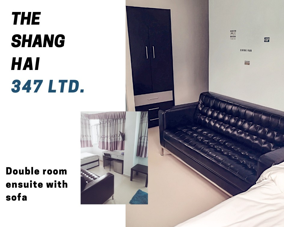 【超值精選】For RENT **Yau Ma Tei, Hong Kong 雙人套房連沙發Double Room En-suite with Sofa (Short-term rentals)  - Mong Kok/Yau Ma Tei - Flat - Homates Hong Kong