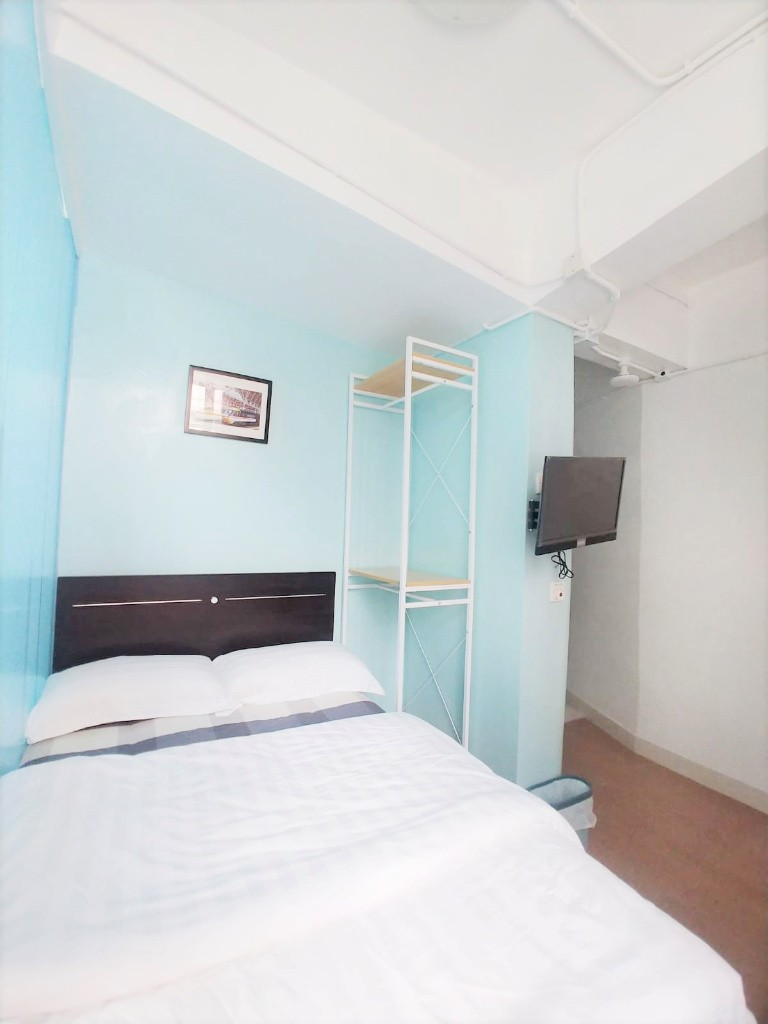 【超值精選優惠】For RENT **Yau Ma Tei, Hong Kong 雙人套房連沙發Double Room En-suite with Sofa (Short-term rentals)  - Mong Kok/Yau Ma Tei - Flat - Homates Hong Kong